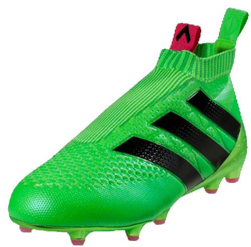 cd978ac8f4f7 ADIDAS ACE 17+ PURECONTROL solar green black - Soccer Plus