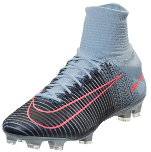 11afe237b Nike Mercurial Superfly V FG Soccer Cleat - Light Armory Blue Armory  Navy Armory