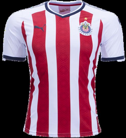 outlet store 97de2 ac11d PUMA CHIVAS GUADALAJARA PROJECT PINK JERSEY - Soccer Plus