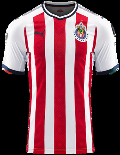 outlet store 9796f 5c3ed PUMA CHIVAS GUADALAJARA PROJECT PINK JERSEY - Soccer Plus