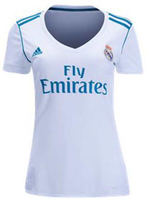 3095ef1b867 ADIDAS REAL MADRID 2018 WOMEN HOME JERSEY - Soccer Plus