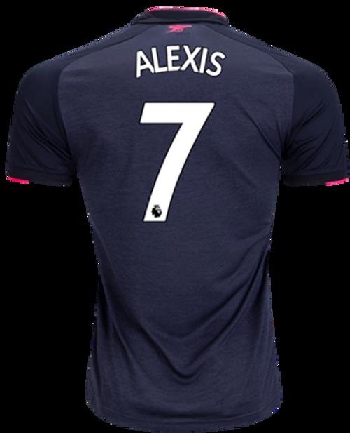 2343f43afd7 PUMA ARSENAL 2018 3RD ALEXIS JERSEY GREY - Soccer Plus