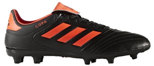 ADIDAS COPA 17.3 FG core black solar red - Soccer Plus 1646598ea8