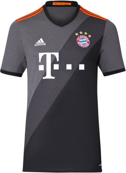 low priced c1a47 3fb67 ADIDAS BAYERN MUNICH 2018 AWAY JERSEY NAVY - Soccer Plus