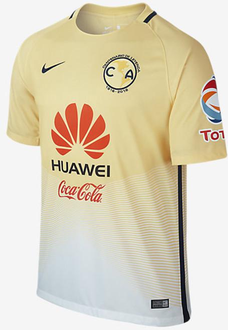 48fb8f127 NIKE AMERICA 2017 CENTENARIO HOME JERSEY - Soccer Plus