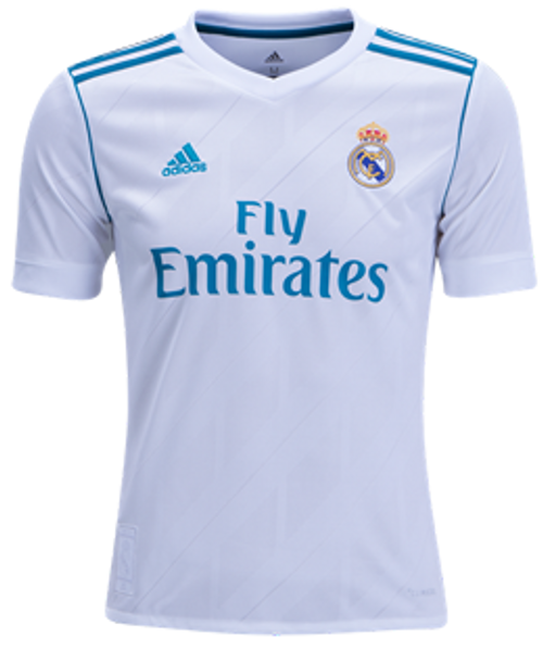 superior quality 78554 64cf4 ADIDAS REAL MADRID 2018 ASENSIO HOME JERSEY