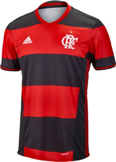 331a14c41ff ADIDAS FLAMENGO 2017 HOME JERSEY - Soccer Plus