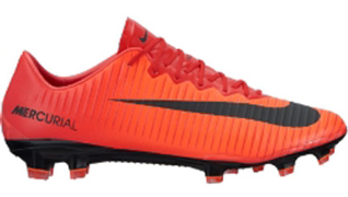 best cheap 7a381 05fbb NIKE JR MERCURIAL VAPOR XI FG university red