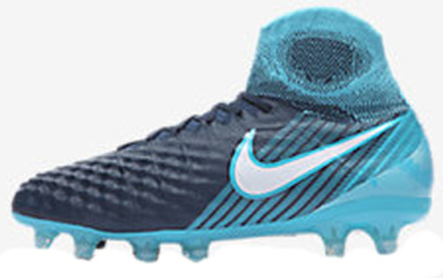 e9258aea305 NIKE MAGISTA OBRA II FG DEEP BLUE - Soccer Plus
