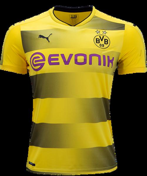 Puma Borussia Dortmund 2020 Boys Home Jersey Soccer Plus