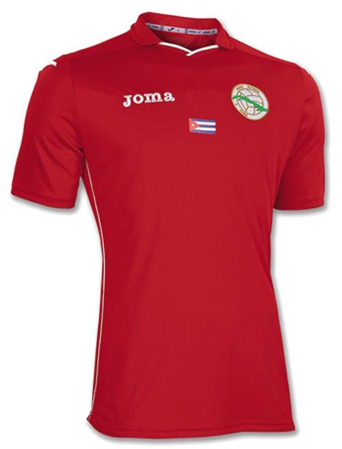 JOMA CUBA 2016 HOME JERSEY - Soccer Plus 01db437d7