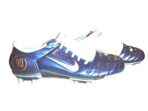 competitive price 0945b d8e6b NIKE AIR ZOOM TOTAL 90 III FG dark navy blue white met gold
