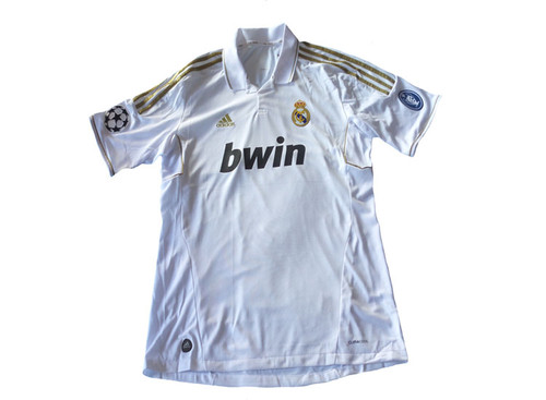 78d80f60ded ADIDAS REAL MADRID 2010 HOME `KAKA` JERSEY - Soccer Plus