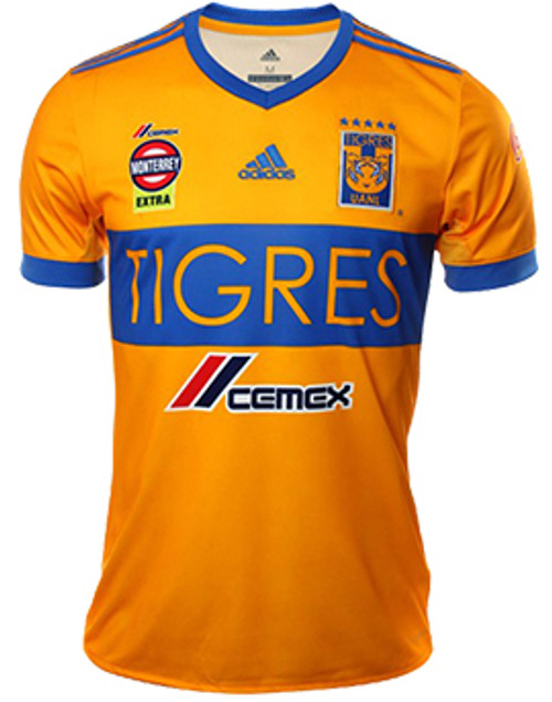 ADIDAS TIGRES 2018 HOME JERSEY - Soccer Plus adf57a404