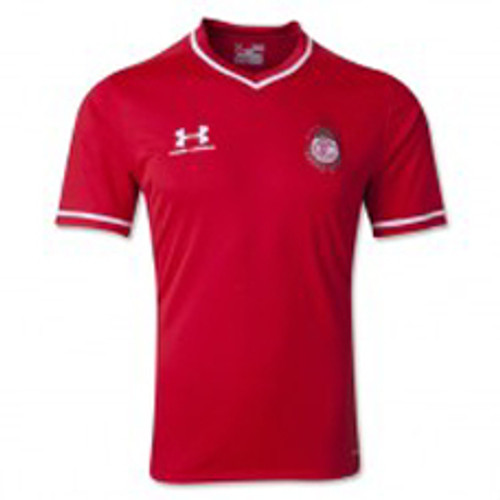 9090de0d4fd UNDER ARMOUR TOLUCA 2018 HOME JERSEY - Soccer Plus