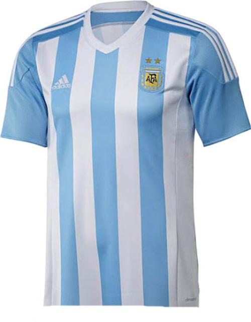 2c6b03fb7 ADIDAS ARGENTINA 2015 HOME JERSEY - Soccer Plus