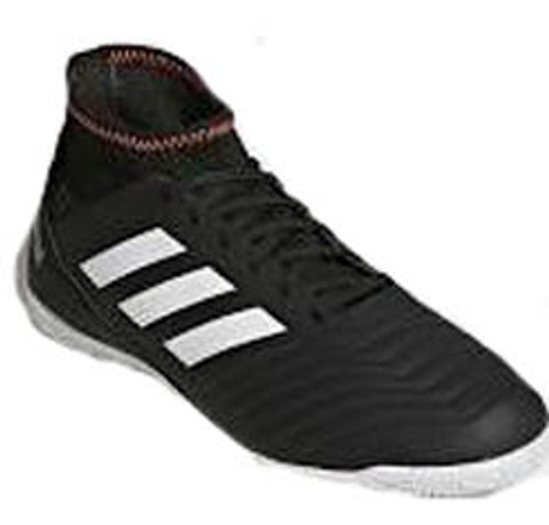 317375b9b73c ADIDAS PREDATOR TANGO 18.3 IN Junior black white solar red - Soccer Plus