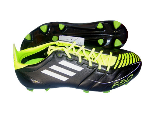 0930598812f PIRMA BRASIL COVENANT SOCCER CLEATS FG BLACK - Soccer Plus