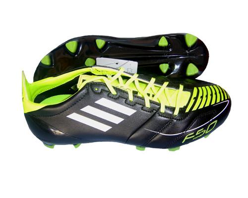 af1c27596d3e ADIDAS F50 ADIZERO SOCCER CLEATS black/electric green - Soccer Plus
