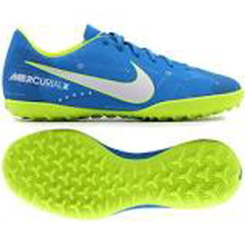 67d4ce3a6e3d NIKE JR MERCURIAL VICTORY VI NJR TF blue orbit - Soccer Plus