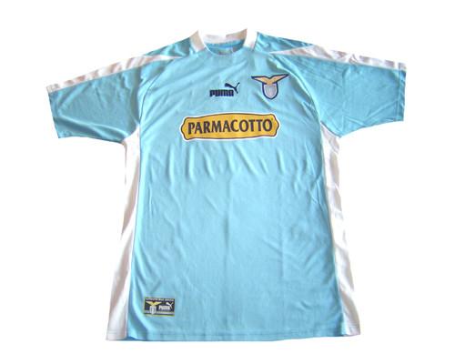 301f64533 PUMA LAZIO 2004 HOME JERSEY - Soccer Plus