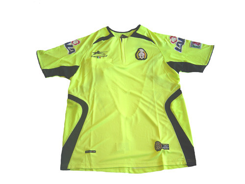 lowest price 67545 7eba6 EESCORD OFFICIAL MEXICAN LEAGUE REFEREE JERSEY FLUORESCENT