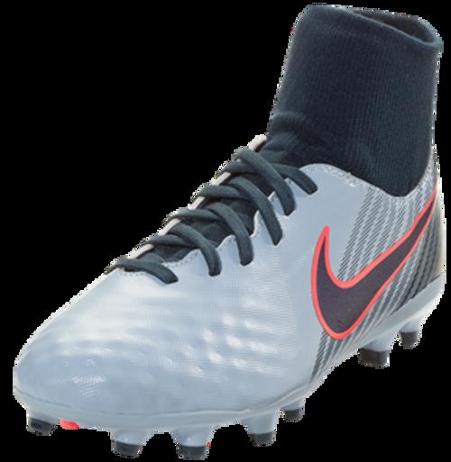 chic clásico compra genuina descuento más bajo Nike Junior Magista Onda II DF FG - Armory blue - Soccer Plus