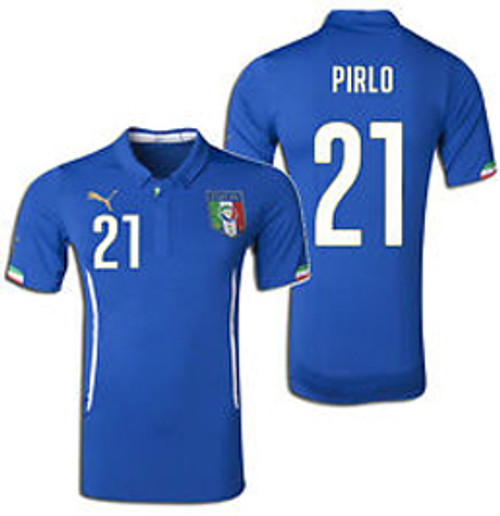PUMA ITALY 2014 HOME `PIRLO`JERSEY - Soccer Plus b15af68de
