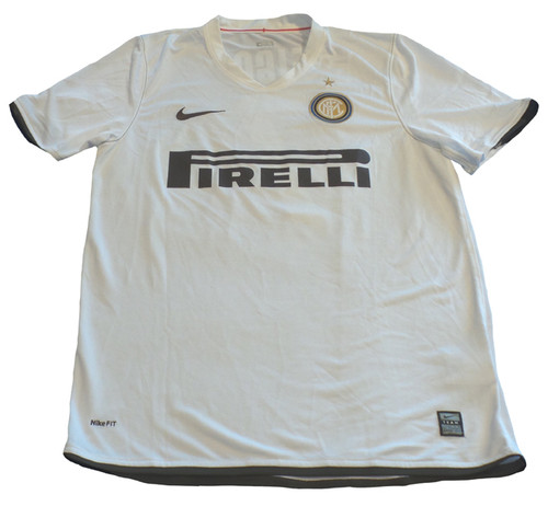 pretty nice 14baa ee89a NIKE INTER MILAN 2008 TRAINING JERSEY 100 anni - Soccer Plus