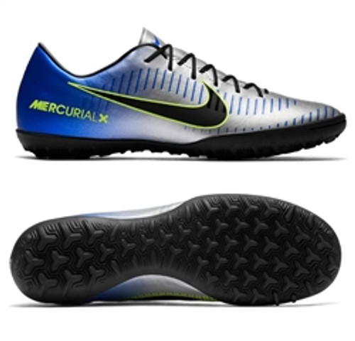 hot sale online 5e394 33fa0 NIKE JR MERCURIALX VICTORY VI TF racer blue