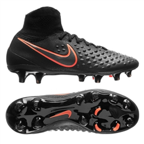 info for d583d 993bd NIKE MAGISTA OBRA II FG firm ground cleats black crimson