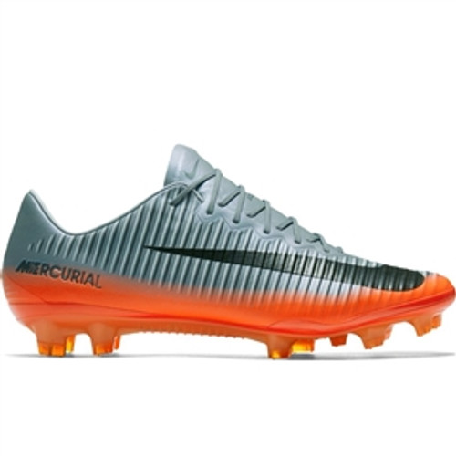 new concept dfe3c 9baa8 NIKE MERCURIAL VAPOR XI CR7 FG Cool Grey/Metallic Hematite