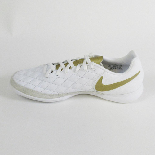 28779db1349 sale tiempo cleats shoes. nike fe71a a14ec  good nike lunar legendx 7 pro  10r ic white gold 71a85 b4784