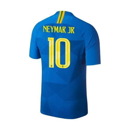 dc91e83a1 NIKE BRAZIL 2018 AWAY AUTHENTIC NEYMAR JR JERSEY - Soccer Plus