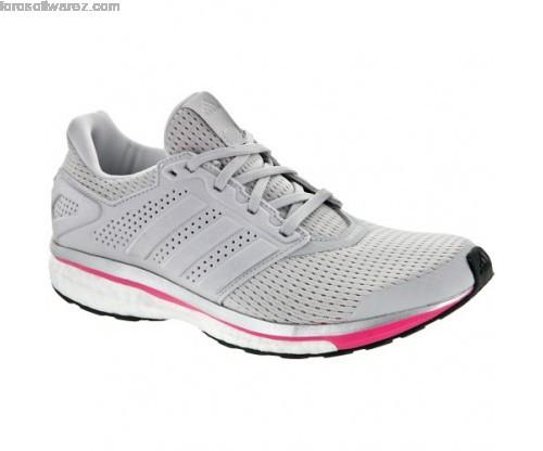 adidas Mens Supernova Glide 8 Boost Neutral Running Shoes