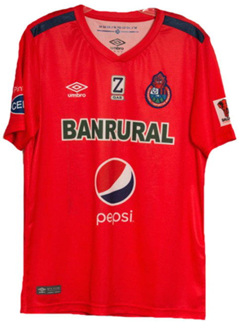 a5b9a69da Umbro Municipal 2018 Home Jersey Red Soccer Plus