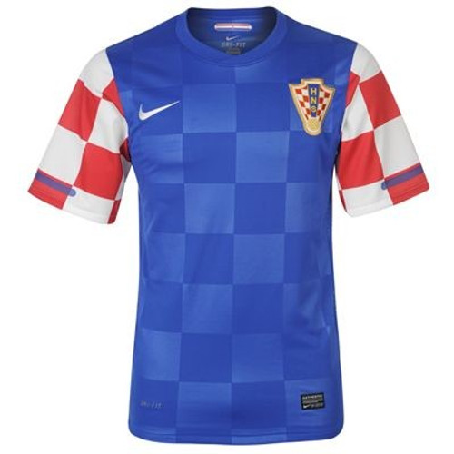 pretty nice ba5a2 c17cd NIKE CROATIA 2018 AWAY JERSEY BLACK - Soccer Plus