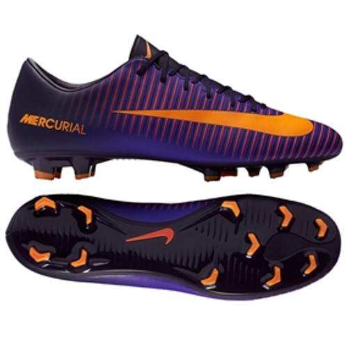 super popular 135e3 1413f NIKE MERCURIAL VICTORY VI FG purple dynasty