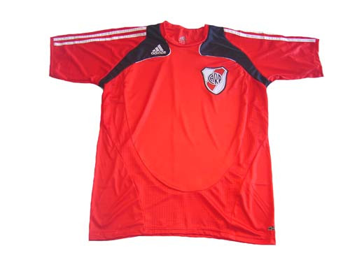 ADIDAS RIVER PLATE 2009 TRAINING JERSEY RED - Soccer Plus 7fbb5e211