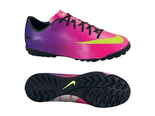 08e88e99911 NIKE JR MERCURIAL VICTORY V FG LILAC firm ground soccer shoes ...