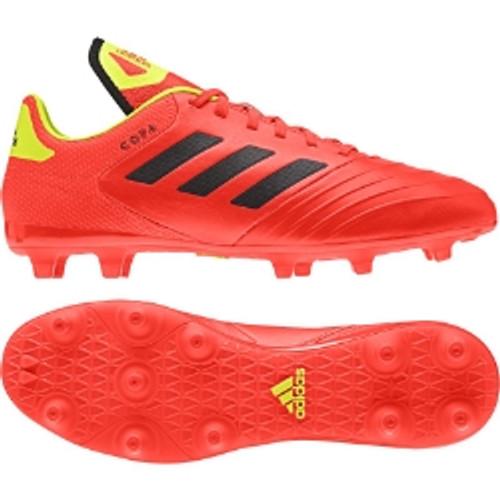 866322532c74 ADIDAS COPA 18.3 FG SOLAR RED - Soccer Plus