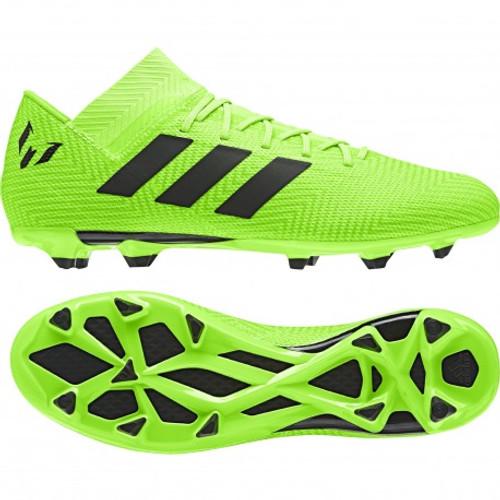 8c88fd6584d ADIDAS NEMEZIZ MESSI 18.3 FG Green - Soccer Plus