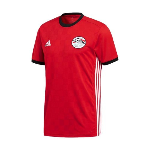 ADIDAS EGYPT 2018 HOME JERSEY RED - Soccer Plus 17c881fdf