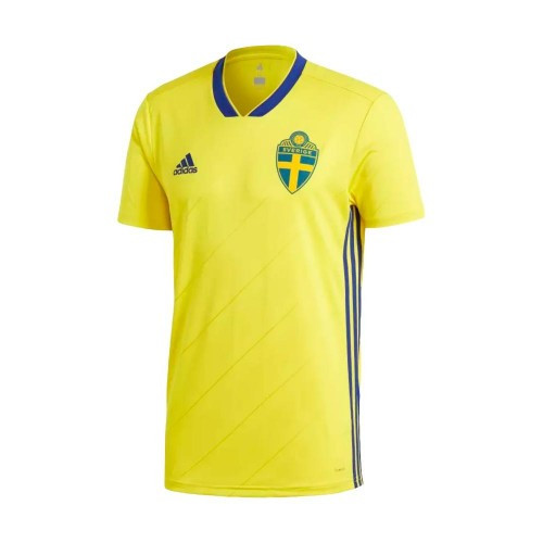 ADIDAS SWEDEN 2018 HOME JERSEY YELLOW - Soccer Plus 6fc8e2827