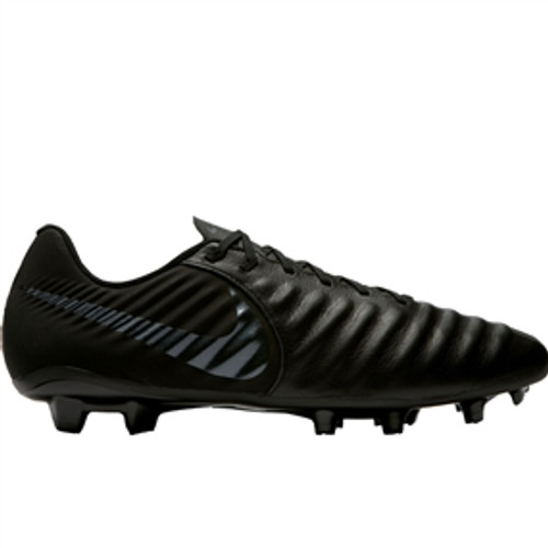 online store 5cfb9 4bfed NIKE TIEMPO LEGEND 7 ACADEMY FG BLACK