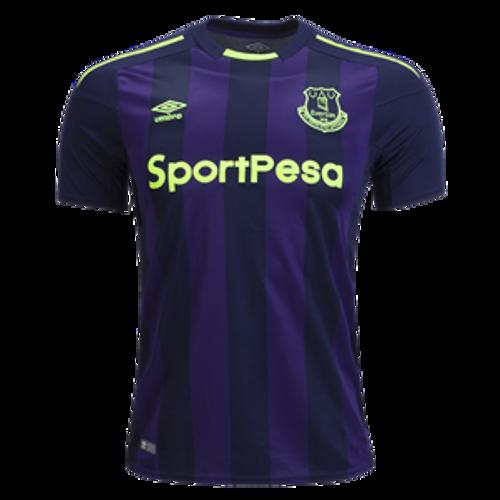 UMBRO EVERTON 2018 AWAY JERSEY Purple Blue - Soccer Plus f94693508