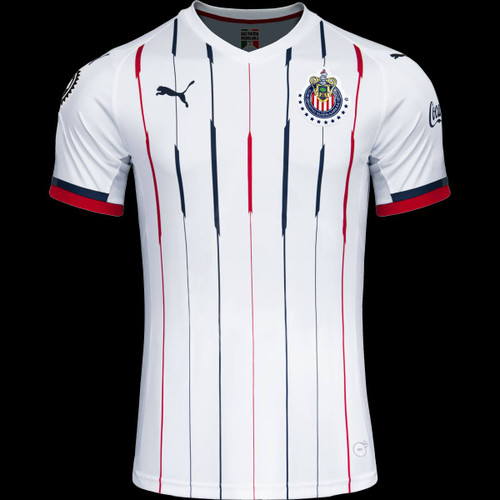 new products 9a724 705f0 PUMA CHIVAS 2019 FIFA Club World Cup Jersey - Soccer Plus
