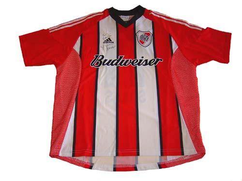 ADIDAS RIVER PLATE 2004 AWAY JERSEY - Soccer Plus a41b12f3c