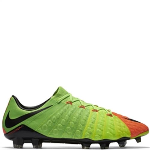 be6f2f51bce NIKE HYPERVENOM PHANTOM III FG Electric green - Soccer Plus