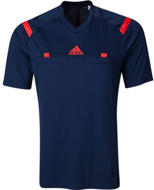867dafd4e ADIDAS REFEREE WORLD CUP 2014 JERSEY NAVY - Soccer Plus